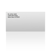 4x8 Return Address Envelope