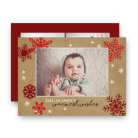 5x7 2-Sided Card  (18-169)