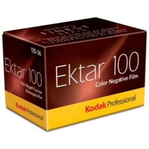 Kodak-Professional Ektar 100 film 135-36-Film