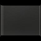 9x12 Classic Style Cuir Noir