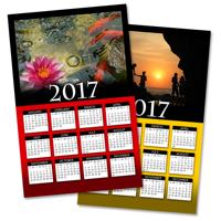 11 x 17 Poster Calendar