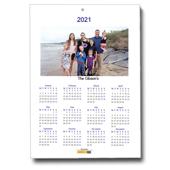 A3 single page Calendar