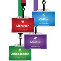 Secondary School Badges