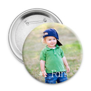 3.5x3.5 Photo Button