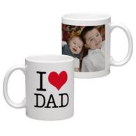 11 oz Ceramic Mug (Dad D)