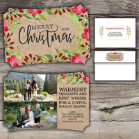 Best Wishes<br>5x7 Classic<br>Envelope