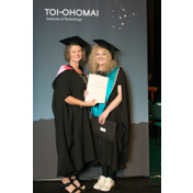 2018 Rotorua Grad 10am, Toi-ohomai Faculty of Education, Health, Nursing and Social Services And Faculty of Wellbeing