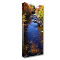 12 x 36 Vertical Wrapped Canvas