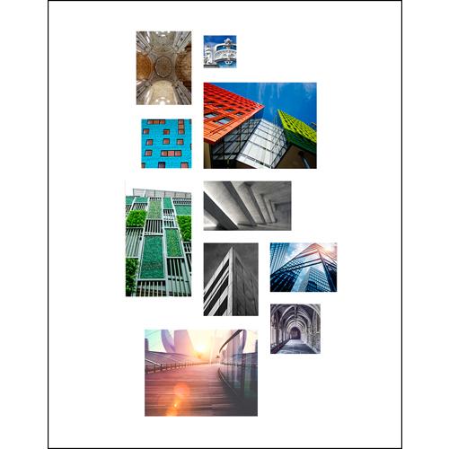 24x36 Print Collage - V