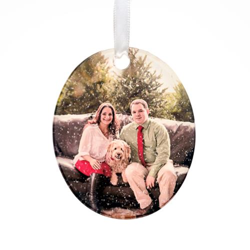PG Ornament Acrylic – Oval Vertical