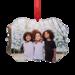 Acrylic Scalloped Ornament