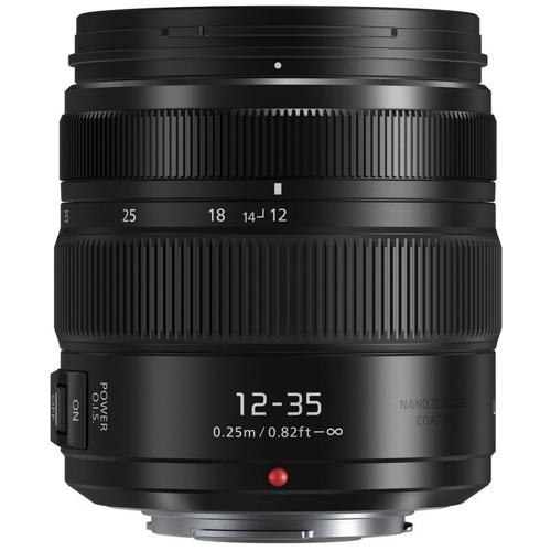 Panasonic-Lumix G X Vario 12-35mm F2.8 II ASPH. POWER O.I.S.-Lenses - SLR & Compact System