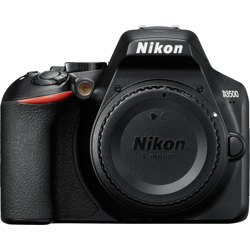 Nikon-D3500 Digital SLR Camera - Body Only-Digital Cameras