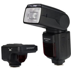 ProMaster-200ST-R and ST1N Kit for Nikon #9974-Flashes and Speedlights