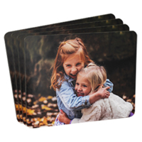 Personalised 4pk Placemat Set 10.3x8inch
