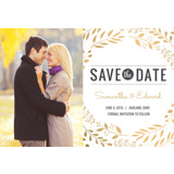 Lots of Love Save the Date