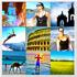 "6"" x 6"" collage 9 photos borderless"