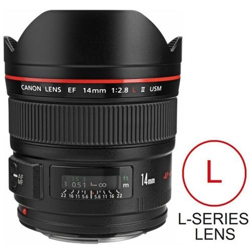 Canon-EF 14mm F2.8L II USM-Lenses - SLR & Compact System