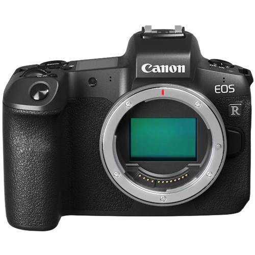 Canon-EOS R Mirrorless Camera - Body Only-Digital Cameras