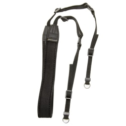 ProMaster-Cushion Strap QR - Black #1024-Bags and Cases
