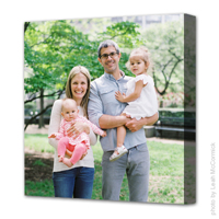 8x8 Canvas - 2.5 inch Image Wrap