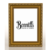 Bennett's Retail Frames, with Print option