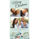 4x8 Merry Christmas Trio
