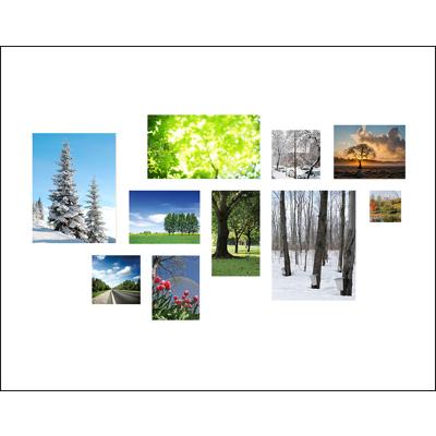 24x36 Print Collage - H