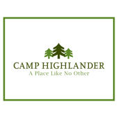 Camp Highlander - Signature Softcover Book -  20 Page/17 Photo Slots
