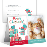 Cards on Photo Paper - pickup only pre-Xmas. Too late for courier.