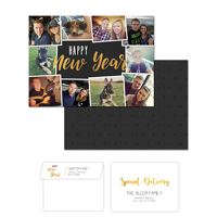 Lets Celebrate<br>5x7 Double Sided<br>Envelope