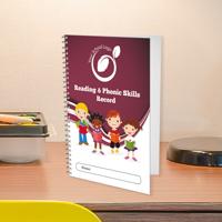 Reading & Phonic Skills Record Book
