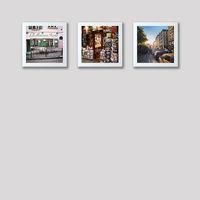 Trio: Versatile Classic White