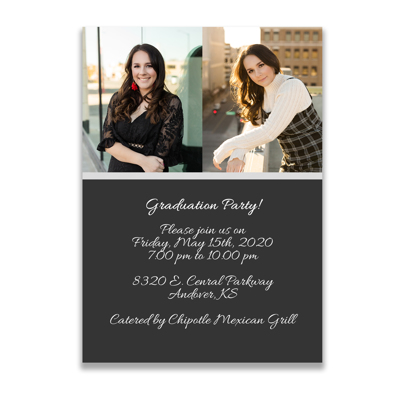 Graduation Announcement (20-009B)