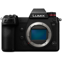 Panasonic-Lumix S1 - DC-S1BODY Digital Mirrorless Camera - Body Only-Digital Cameras