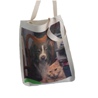 One-Sided Tote Bag