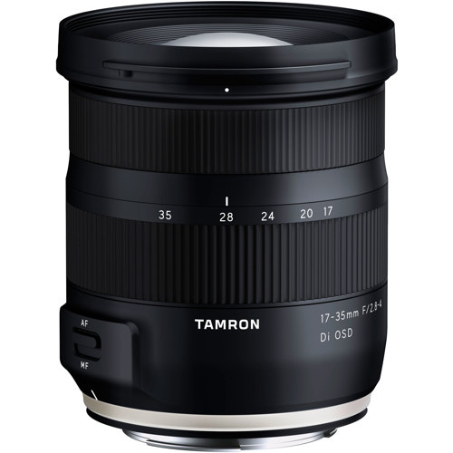 Tamron-17-35mm F2.8-4 Di OSD Model A037 - Canon-Lenses - SLR & Compact System