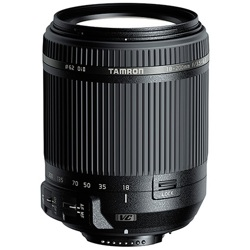 Tamron-18-200mm F3.5-6.3 Di II VC Model B018 - Canon-Lenses - SLR & Compact System