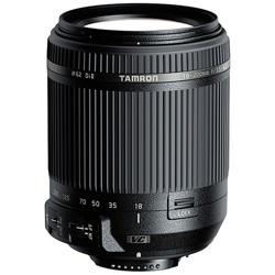 Tamron-18-200mm F3.5-6.3 Di II VC Model B018 - Nikon-Lenses - SLR & Compact System