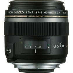 Canon-EF-S 60mm F/2.8 Macro USM-Lenses - SLR & Compact System
