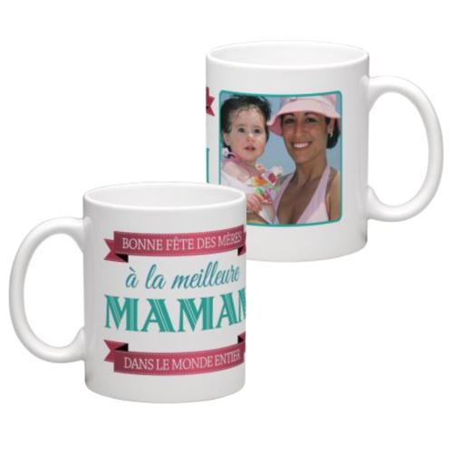 Tasse Maman - G