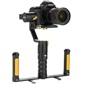 Ikan-EC1 Beholder 3-Axis Gimbal Kit with Dual Grip Handles-Miscellaneous Camera Accessories