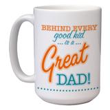 15 oz Ceramic Mug (Dad A)