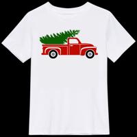 Christmas Truck T-shirt