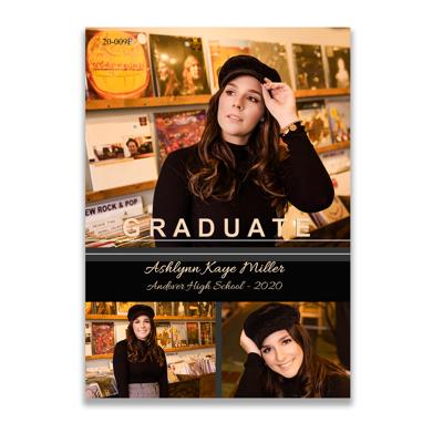 Graduation Announcement (20-009F)
