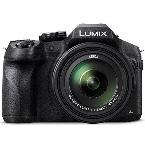 Panasonic-Lumix DMC-FZ300 Long Zoom Digital Camera - Black-Digital Cameras
