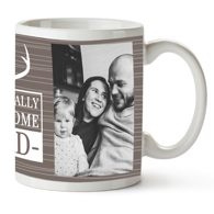 Awesome Dad Mug 15 oz