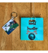 Key Chain & Bag Tag (MADE IN STORE)