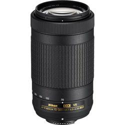 Nikon-AF-P DX NIKKOR 70-300mm F4.5-6.3G ED VR-Lenses - SLR & Compact System