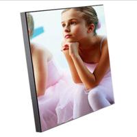 3033 - HD Gloss on wood panel. Size: 152cm x 152cm